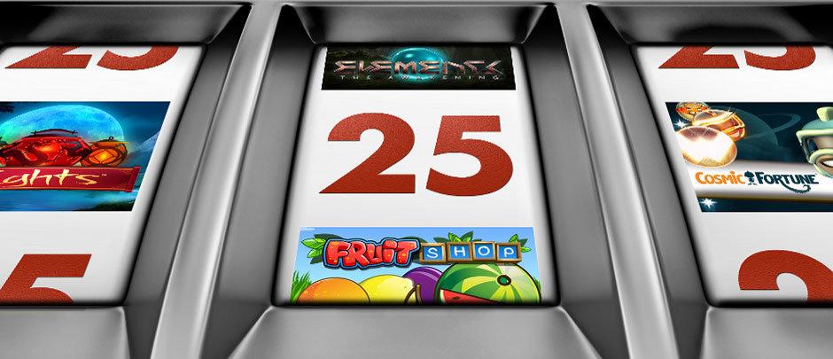 25 zatočení zdarma