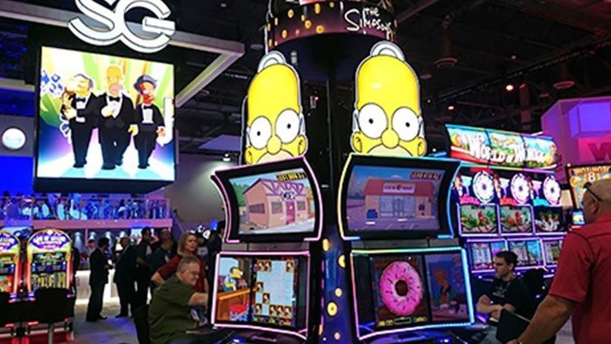 Simpsonovi – nový výherní automat v kasinech
