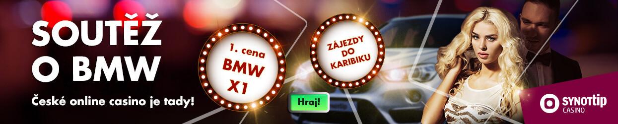 SynotTIP Casino – 2. české online casino s licencí