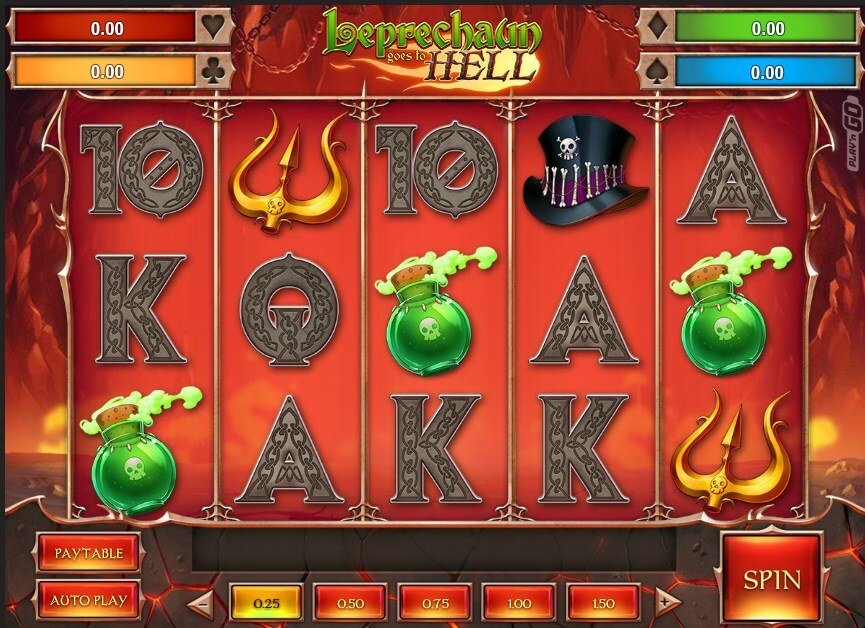 Play'n GO představuje nový automat Leprechaun Goes to Hell