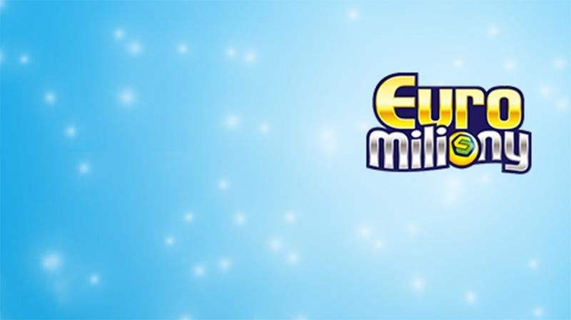 Euromiliony výsledky – kontrola tiketu, vyhráli jste?