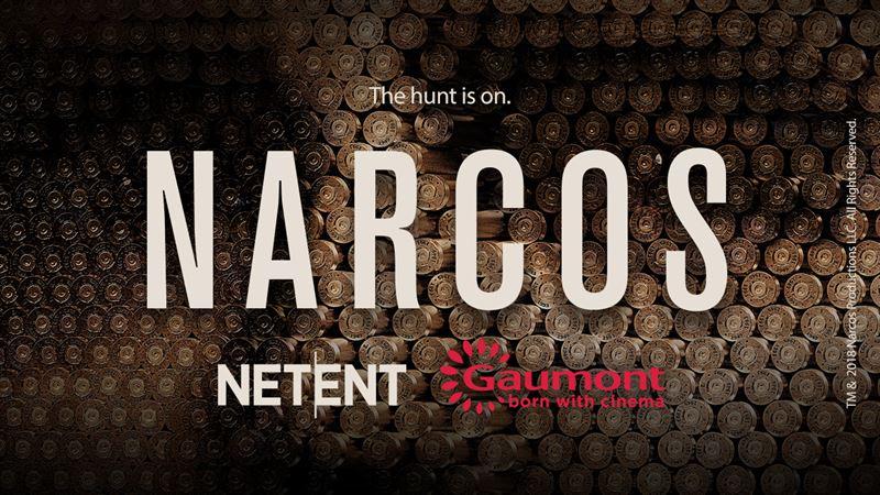 NetEnt uvede automaty podle seriálů Narcos a Vikingové